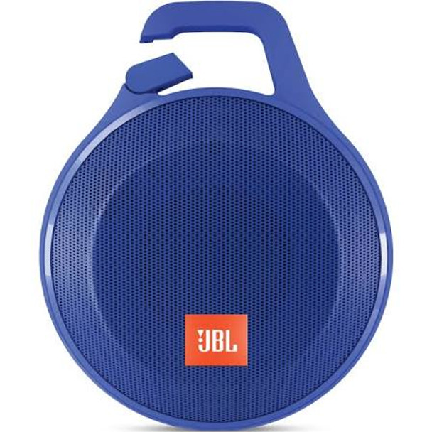 JBL Clip Plus Portable Bluetooth Speaker - Blue