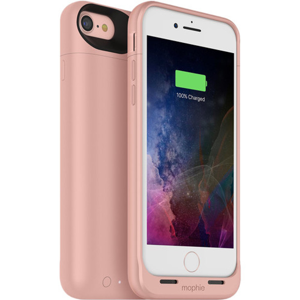 mophie juice pack air iPhone 7 (Rose Gold)