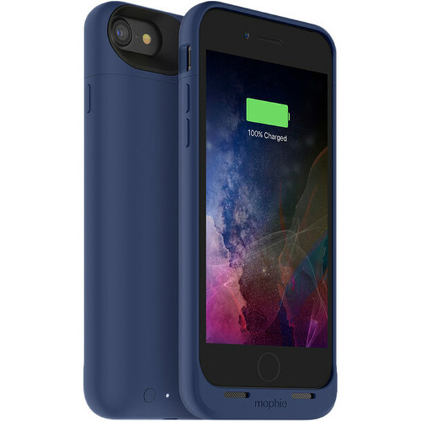 mophie juice pack air iPhone 7 (Blue)