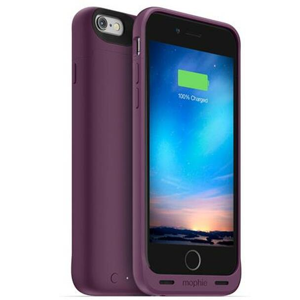 Mophie Juice Pack Reserve Battery Case iPhone 6/6s, Purple