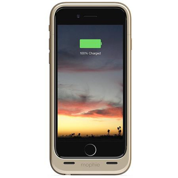 Mophie Juice Pack Air Battery Case for iPhone 6/6s, Gold