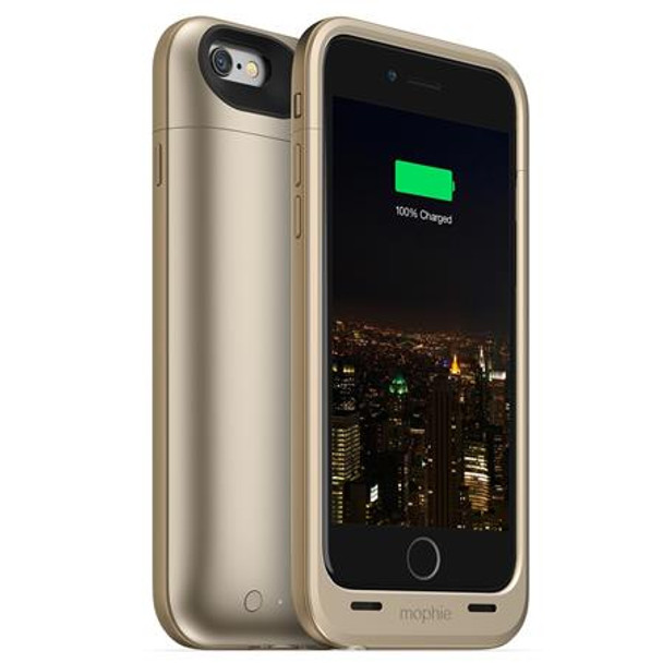 Mophie Juice Pack Plus Battery Case iPhone 6/6s, Gold