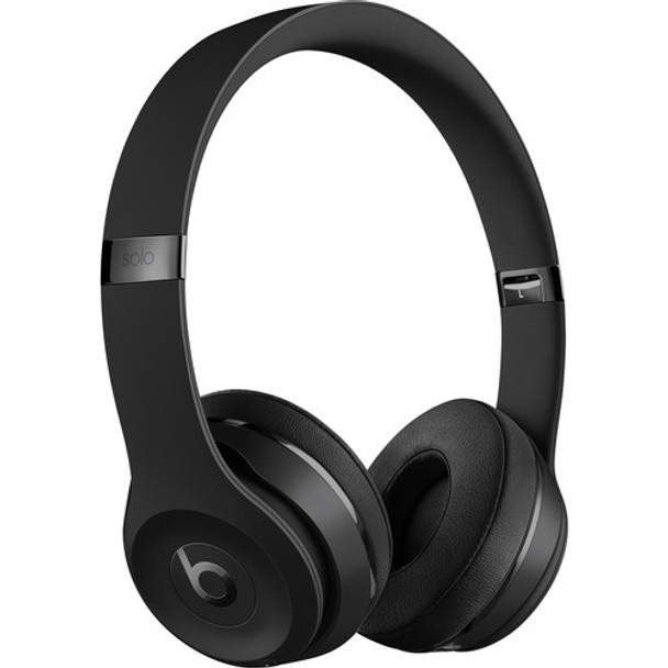 Beats by Dr. Dre Beats Solo3 Wireless On-Ear Headphones (Black)