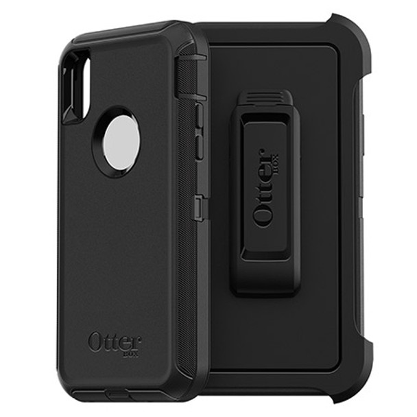 OtterBox Defender Case for iPhone X (Black)