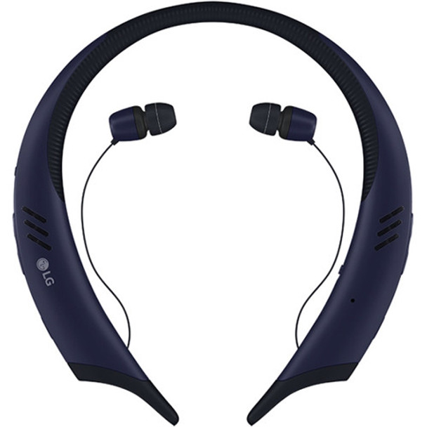LG Tone Active+ HBS-A100 Wireless Stereo Bluetooth Headset - Blue