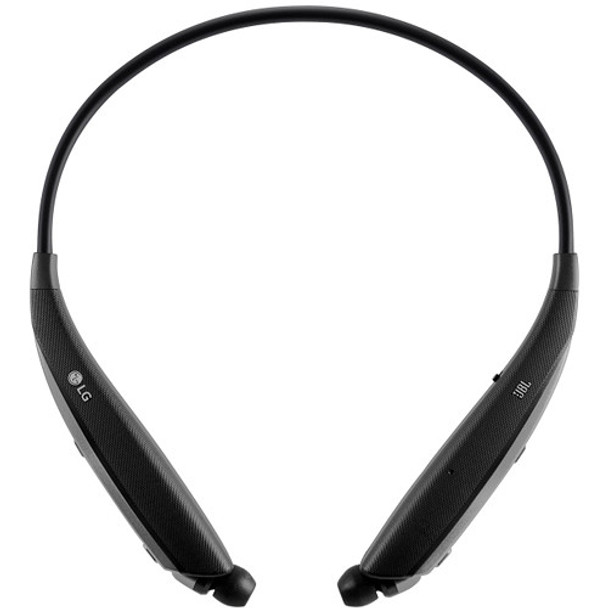 LG Tone Ultra HBS-820 Wireless Bluetooth Headphone - Black
