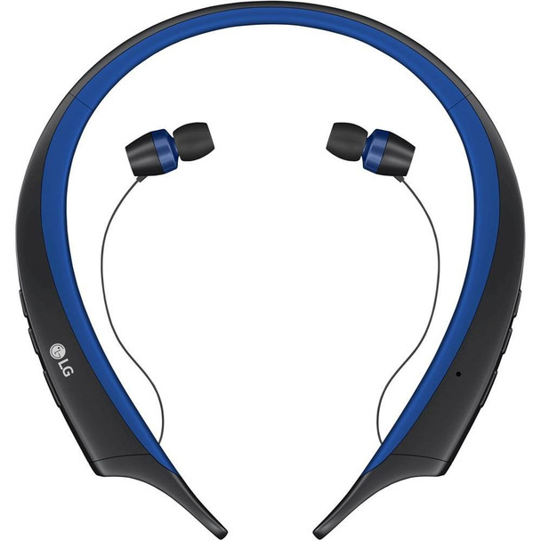 LG Tone Active HBS-A80 Bluetooth Headset - Blue