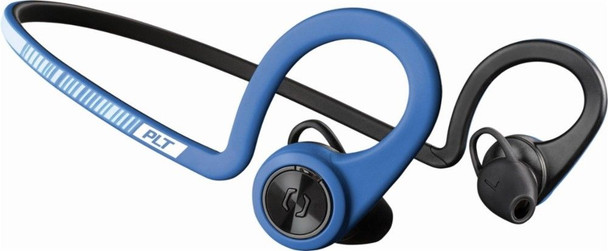 Plantronics - BackBeat FIT PLT  Wireless Sport Headphones Training Edition - Power Blue