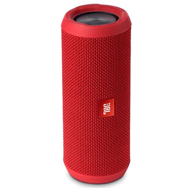 JBL Flip 3 Wireless Portable Stereo Speaker (Red)