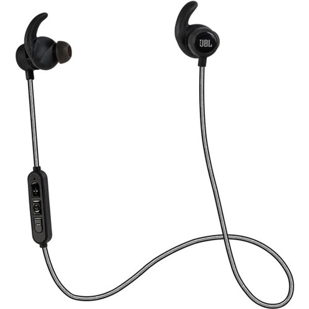 JBL Reflect Mini Wireless Earbuds (Black)
