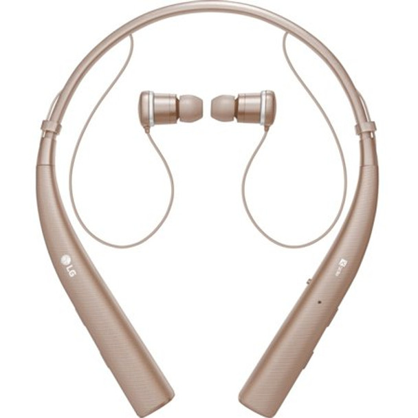 LG Tone Pro HBS-780 Bluetooth Stereo Headset - Gold