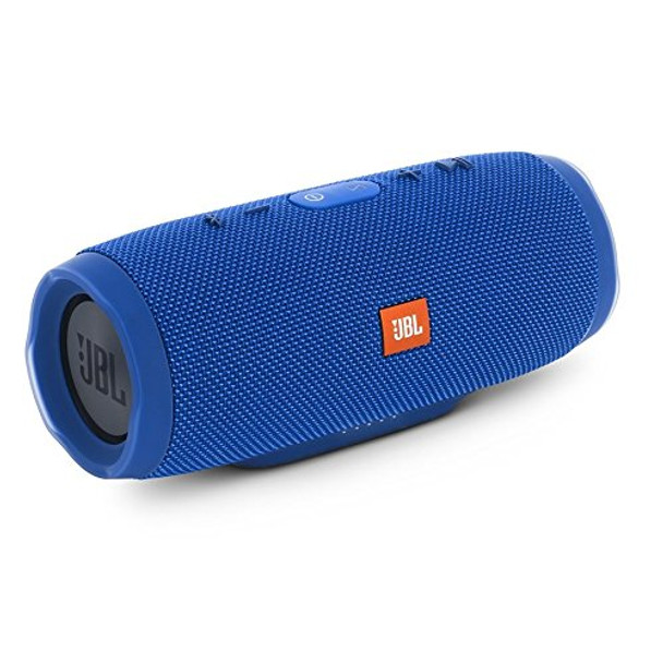 JBL Charge 3 Portable Bluetooth Stereo Speaker (Blue)