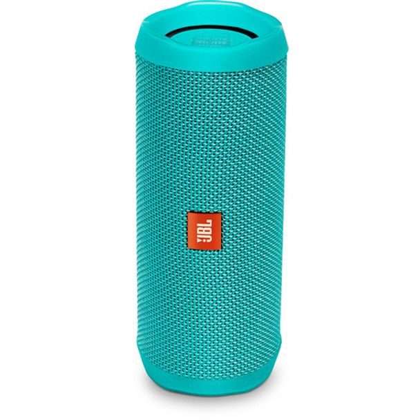 JBL Flip 4 Wireless Portable Stereo Speaker (Teal)