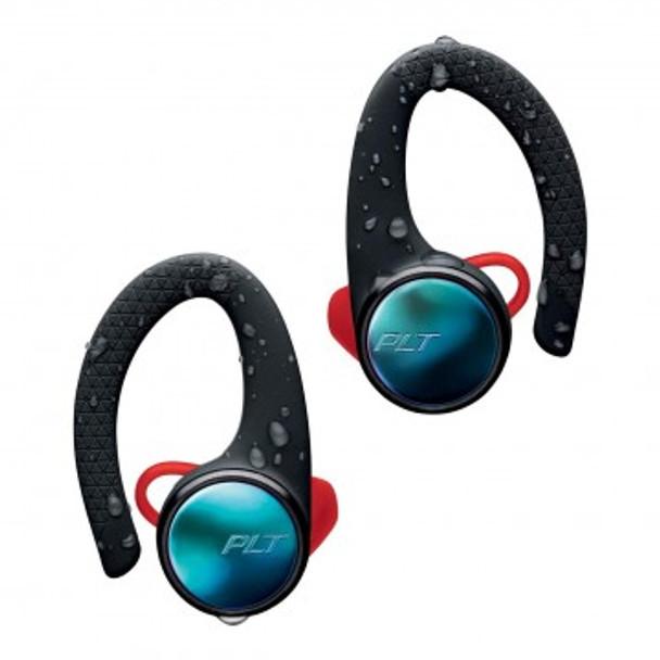 Plantronics BackBeat FIT 3100 True Wireless Earbuds - Black