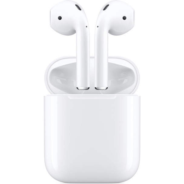 Apple AirPods Wireless Bluetooth with Charging Case (2nd Generation)