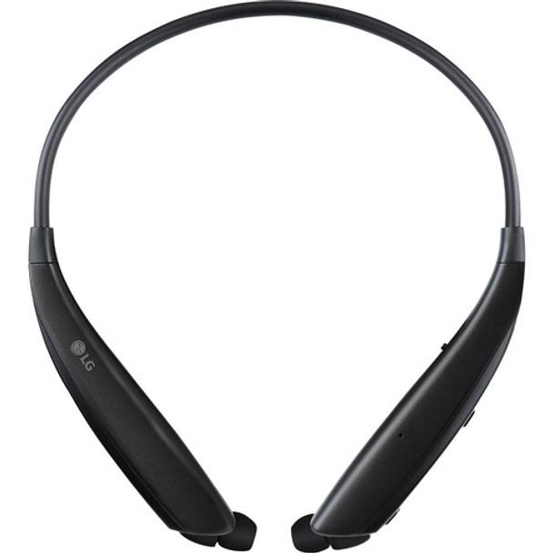 LG HBS-830 TONE Ultra Alpha Wireless In-Ear Headphones (Black)