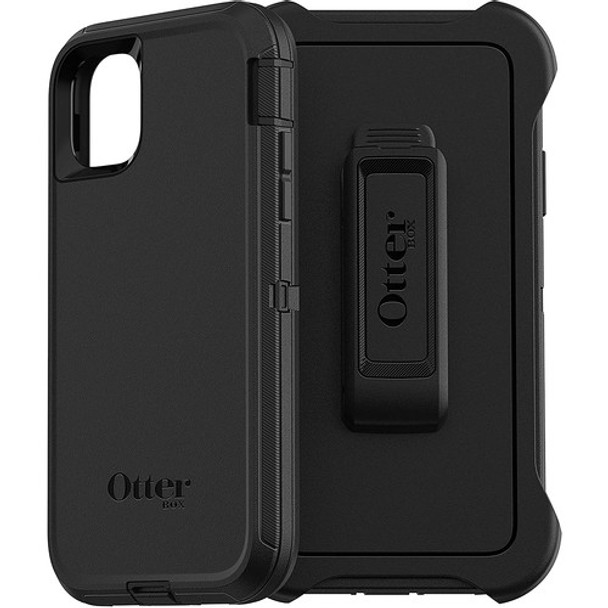 OtterBox Defender Series Screenless Edition Case for iPhone 11 (Black)