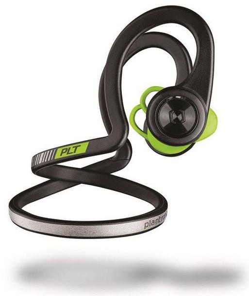Plantronics - BackBeat FIT PLT Wireless Sport Headphones Training Edition - Black Core