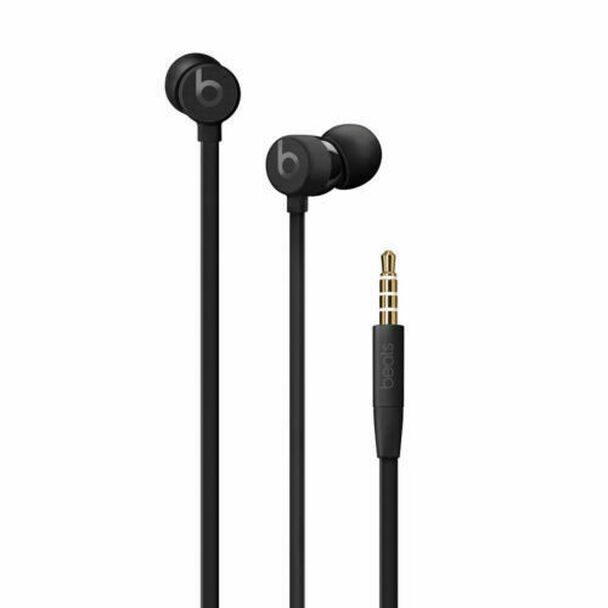 Beats by Dr. Dre urBeats3 In-Ear Headphones with 3.5mm Connector (Black)