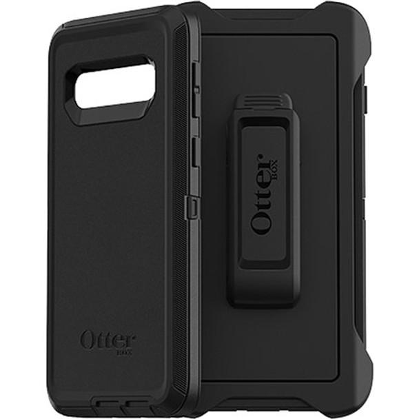 OtterBox Defender Case Samsung Galaxy S10 (Black)