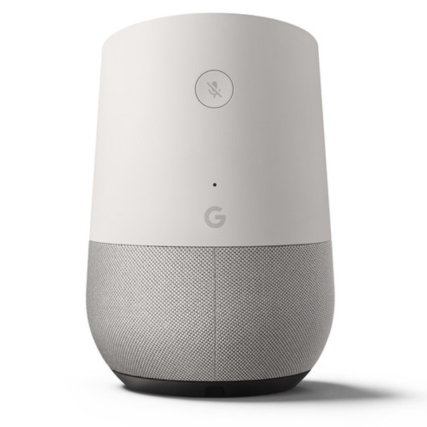 Google Home - Smart Speaker with Google Assistant - White Slate