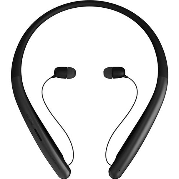 LG TONE Style SL6S Wireless Neckband In-Ear Headphones (Black)