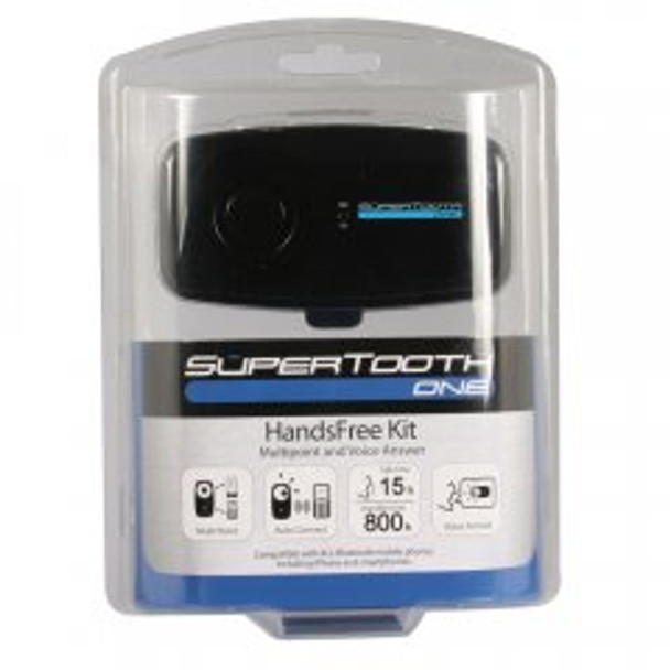 SuperTooth One Handsfree Bluetooth Visor Car-Kit