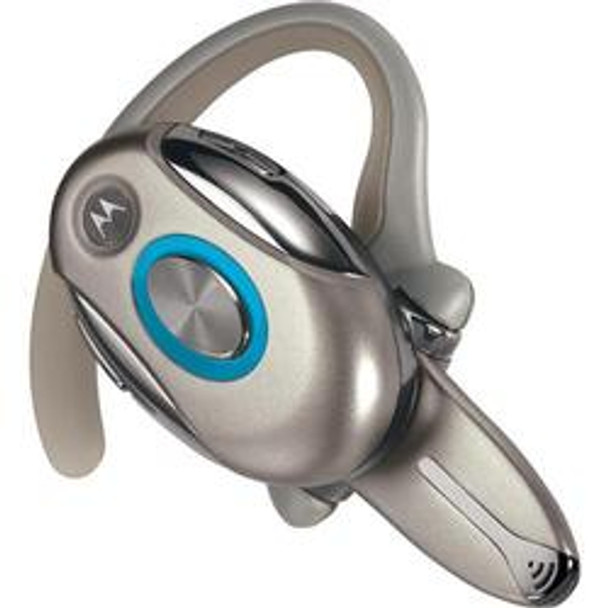 Motorola H721 Bluetooth Headset Gold