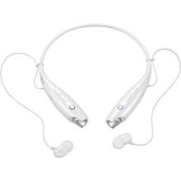 LG Tone+ HBS-730 Bluetooth Stereo Headset - White