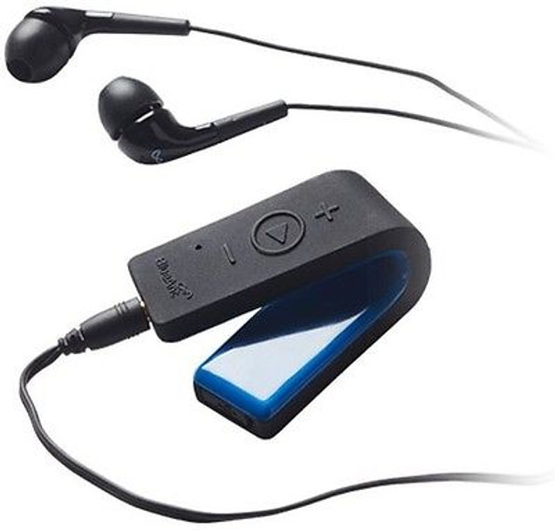 BlueAnt Ribbon Stereo Bluetooth Streamer, Headset