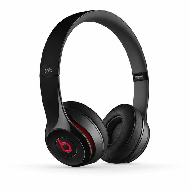 Beats by Dr. Dre Solo2 Wireless On-Ear Headphones (Black)