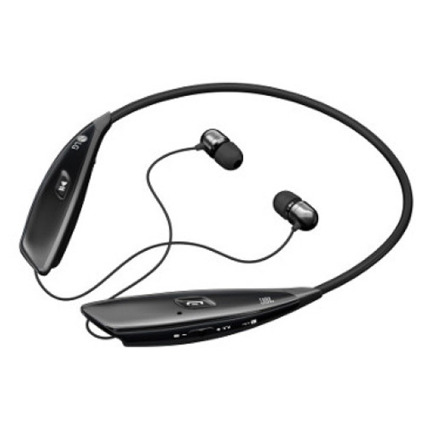 10fd3230c77 LG HBS-810 Tone Ultra Premium Wireless Bluetooth Stereo Headset (Black)
