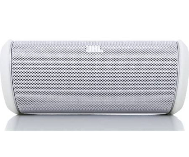 JBL Flip 2 Wireless Portable Stereo Speaker (White)