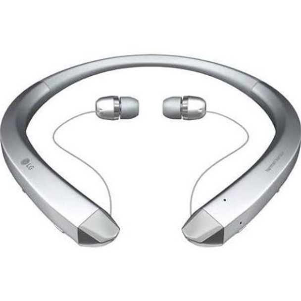 LG HBS-910 Tone Infinim Bluetooth Stereo Headset (Silver)