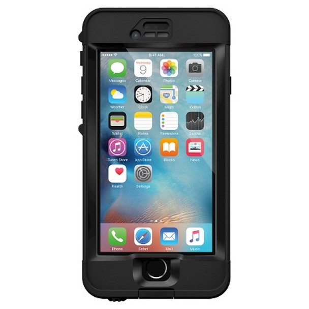 LifeProof Nuud iPhone 6S Case - Black