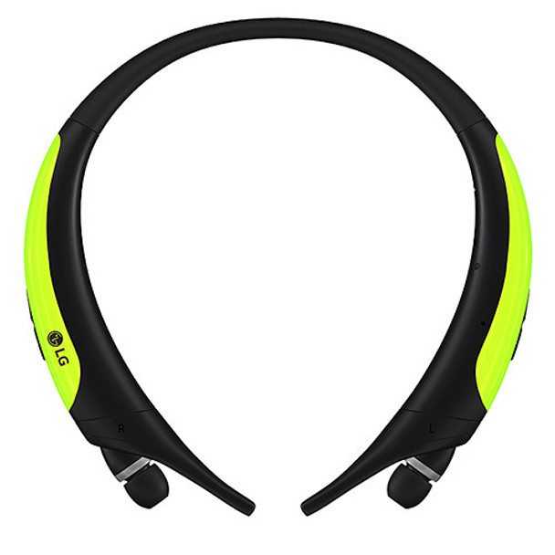 LG HBS-850 Tone Active Bluetooth Stereo Headset (Lime)