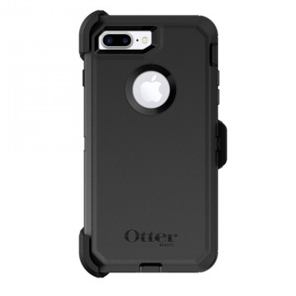 OtterBox iPhone 7/8 Plus Defender Series Case - Black