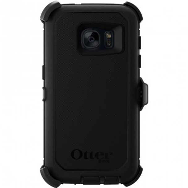 OtterBox Samsung Galaxy S7 Defender Series Case & Holster - Black