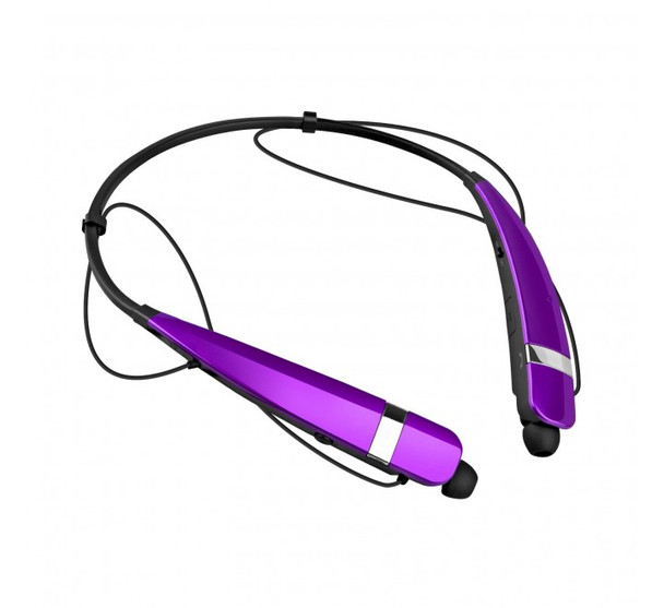 LG HBS-760 TONE PRO Bluetooth Stereo Headset (Purple)