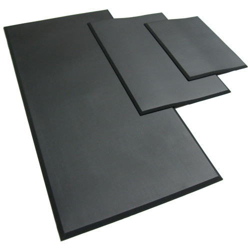 Stack of different sizes of Comfort Cloud Foam Mats