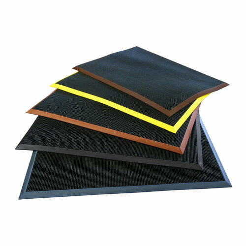 Multi-color spread of Door Scraper Commercial Entrance Mats