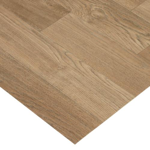 Corner of Terra-Flex Nutmeg Oak Luxury Vinyl Flooring