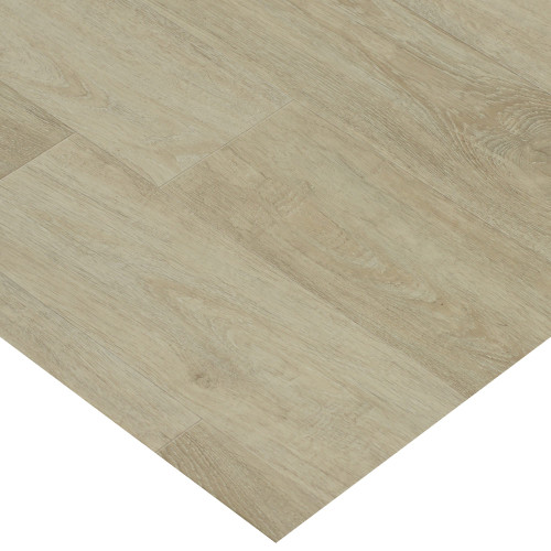Corner  of Terra-Flex Colonial Oak Luxury Vinyl Flooring