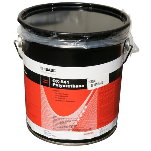 2 gallons of Chemrex CX-941 Adhesive