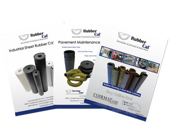 Three Rubber-Cal Catalogs