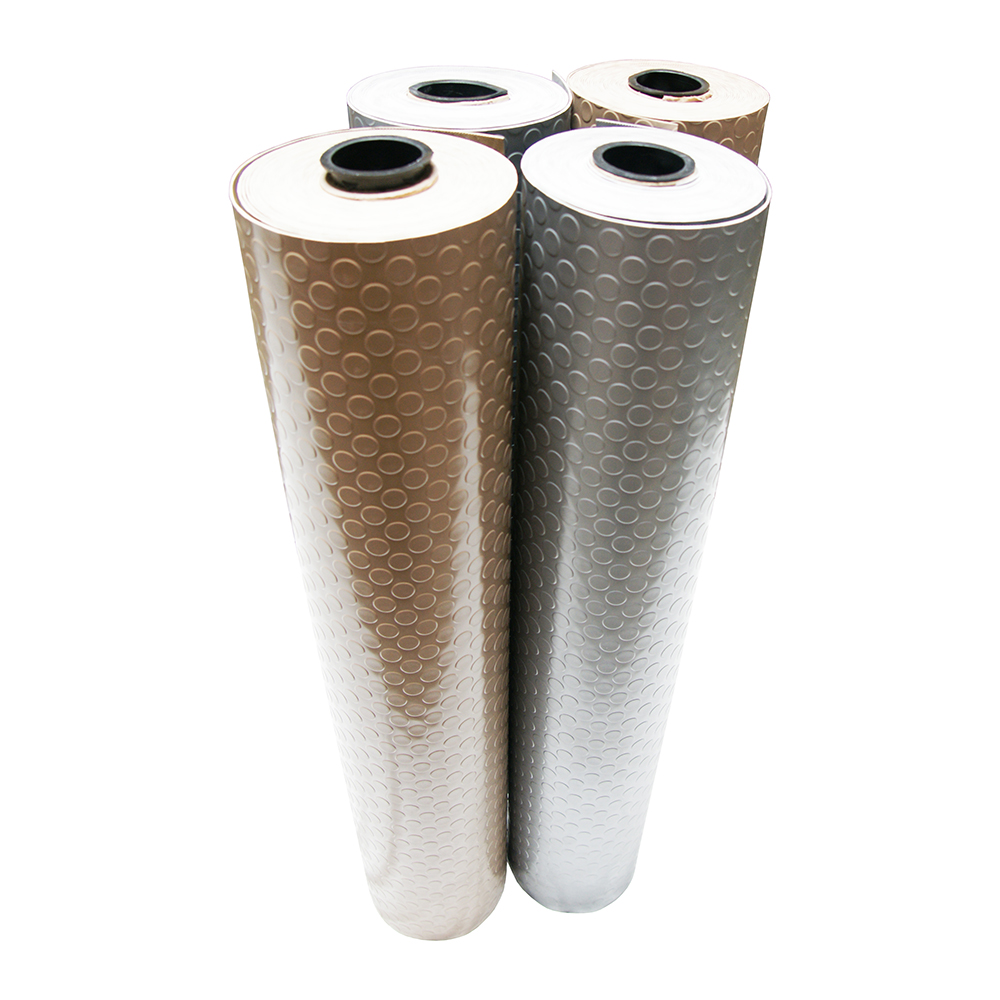 Coin Grip Metallic Rolls Standing