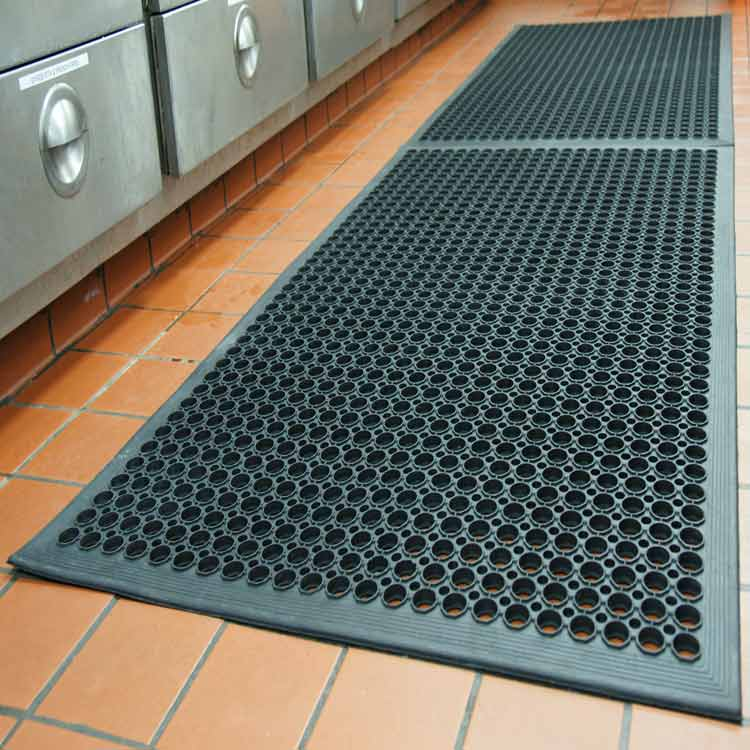 8 Reasons Why Drainage Kitchen Rubber Mats Are Essential In Any Kitchen