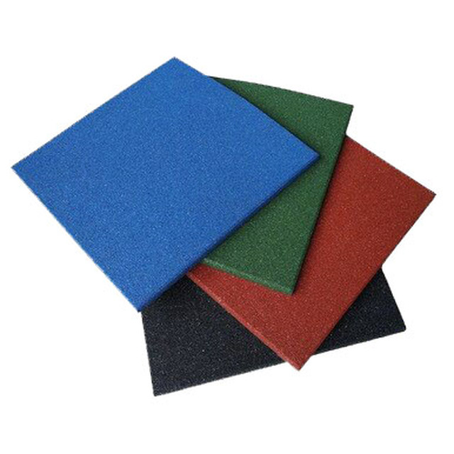 Four Eco sport tiles of different colors fanned out