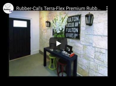 Terra-Flex Premium used on floor