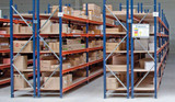 Industrial Shelving for maximum space and storage